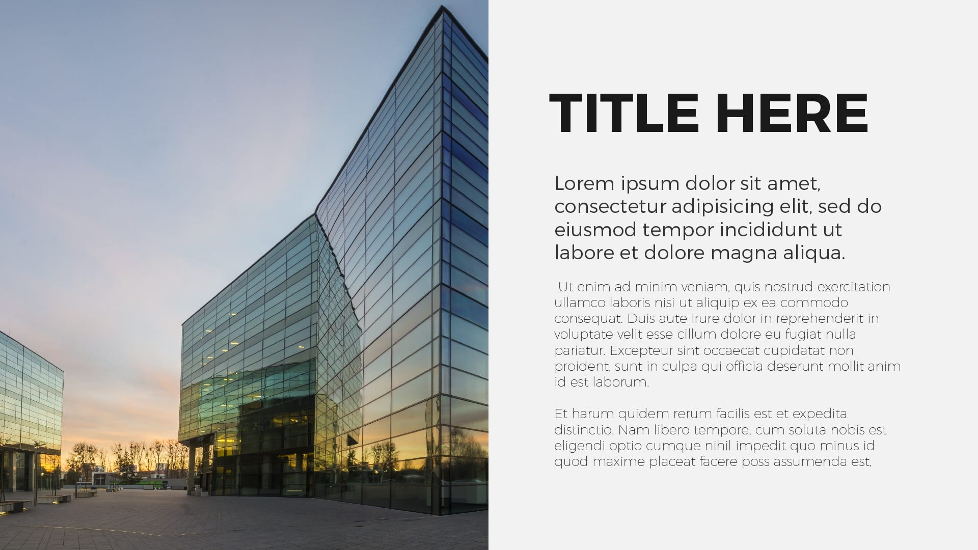 7 great powerpoint presentation layouts