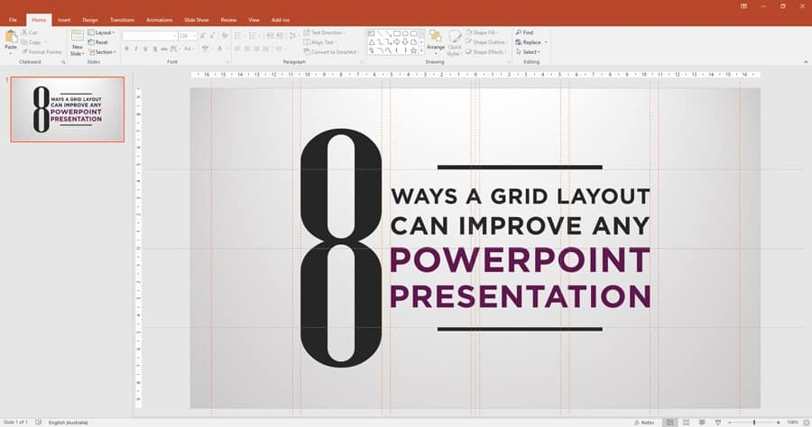 8 ways a grid layout can improve any powerpoint presentation